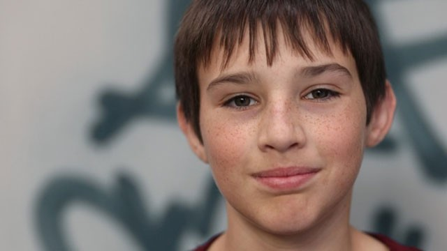 PHOTO: Collin MacKechnie seen here in this undated handout photo, is a child actor that was impersonated on Twitter.