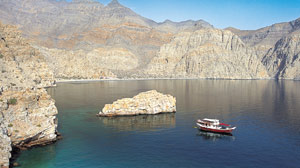 Musandam Peninsula: Paradise on the Persian Gulf