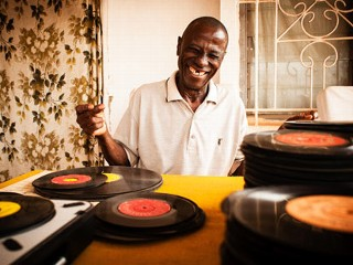 Vinyl Record Collectors from Around the World