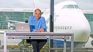 Heathrow Gets Its Own Writer in Residence