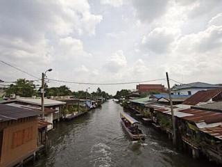 Photos: The Canals of Bangkok