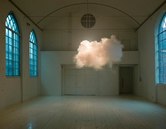 Artist Creates Clouds As Art Photos Abc News