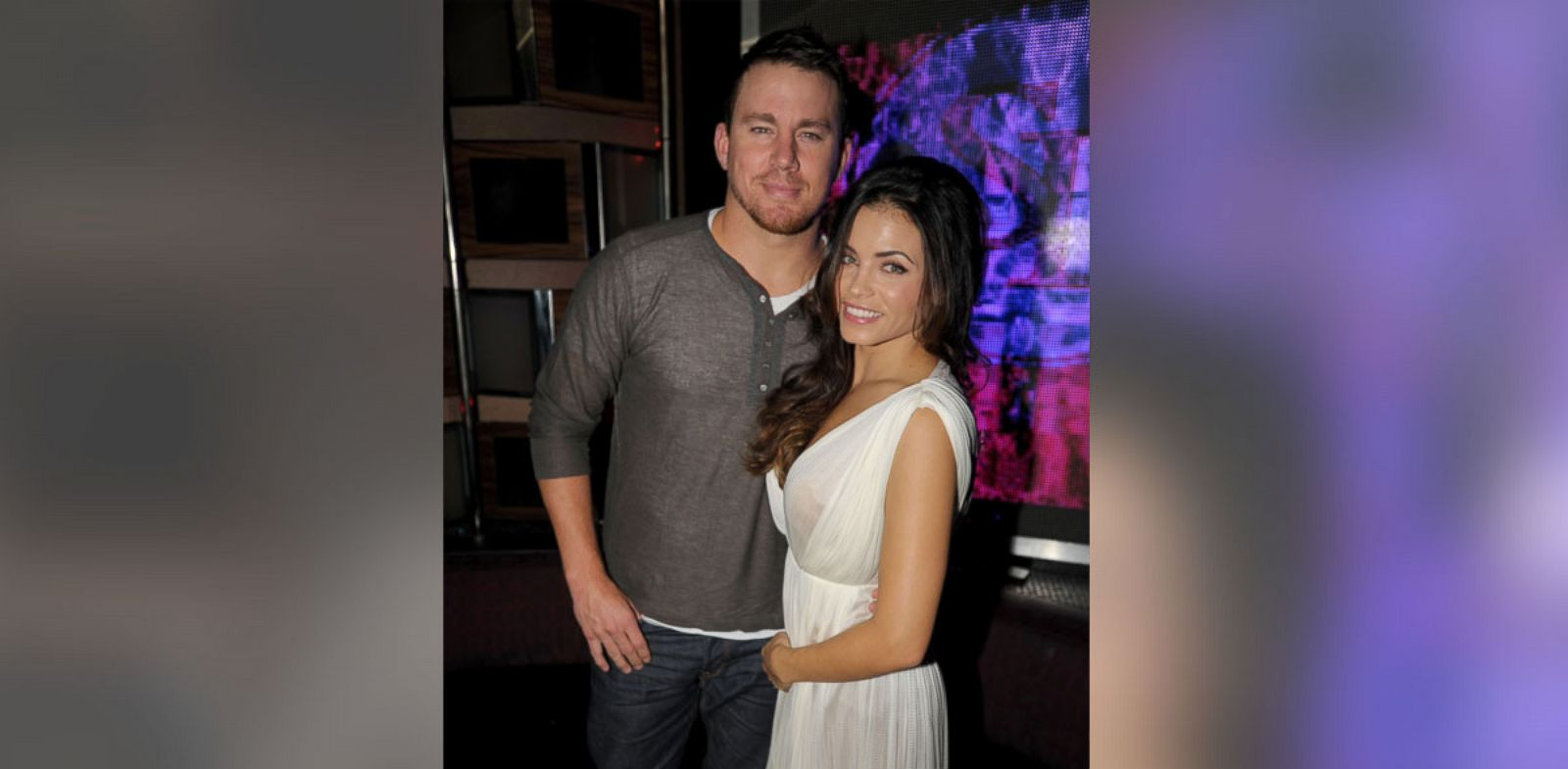 PHOTO: Ocean Drive Magazine celebrates its 21st anniversary issue with Channing Tatum, left, and Jenna Dewan-Tatum, right, at SL Miami in Miami Beach, Fla. on Jan. 21, 2014.