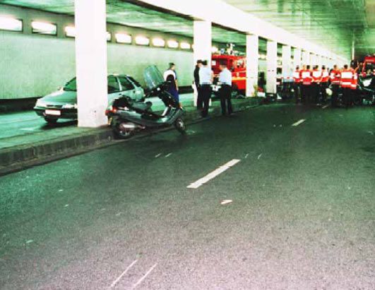 princess diana crash scene photos. princess diana crash scene.