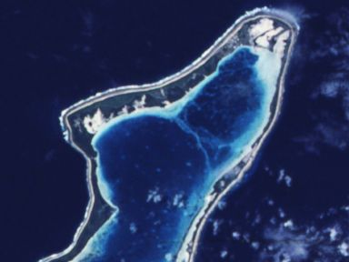 What Does This Small Island Have to Do With Missing Plane?