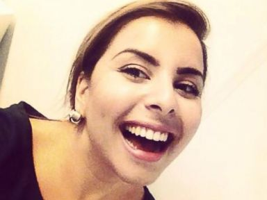 PHOTO: Esra Kansu posted this image to her Twitter account on July 30, 2014 with the text, Im a Turkish girl, 26 years old, and I cant do anything but Smile!!