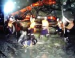 "PHOTO: A YouTube video titled, ""Underground Harlem Shake!!"" shows eight miners wearing safety gear while performing the convulsive dance in the Agnew Gold Mine. Up to 15 miners were fired due to breach of safety."