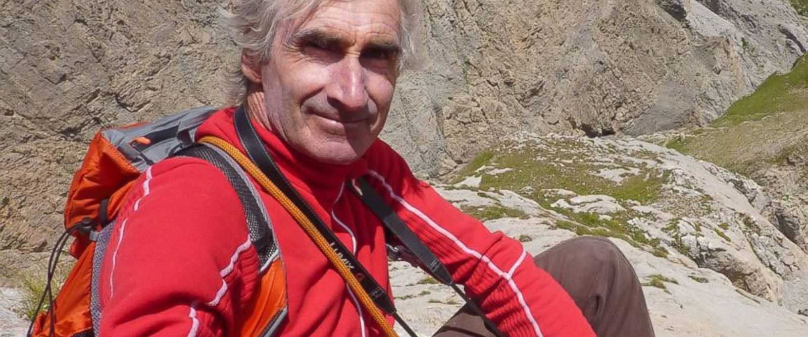 PHOTO: French national Herve Gourdel, shown in this Facebook profile picture, is seen in a new video in which masked men who claim to be acting on behalf of ISIS threaten to kill him over French actions in Iraq.