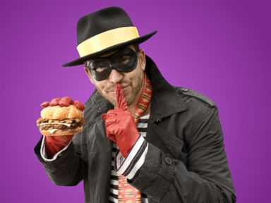 PHOTO: The new Hamburglar is seen in this photo provided by McDonalds.