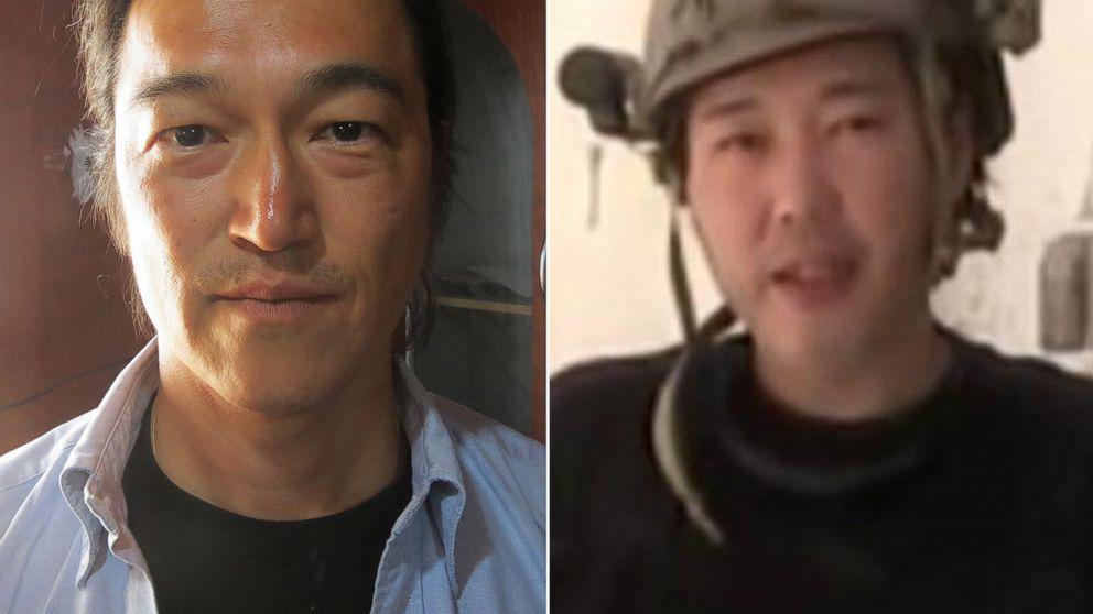 Return of Jihadi John? JAPANESE HOSTAGES Threatened in New ISIS.