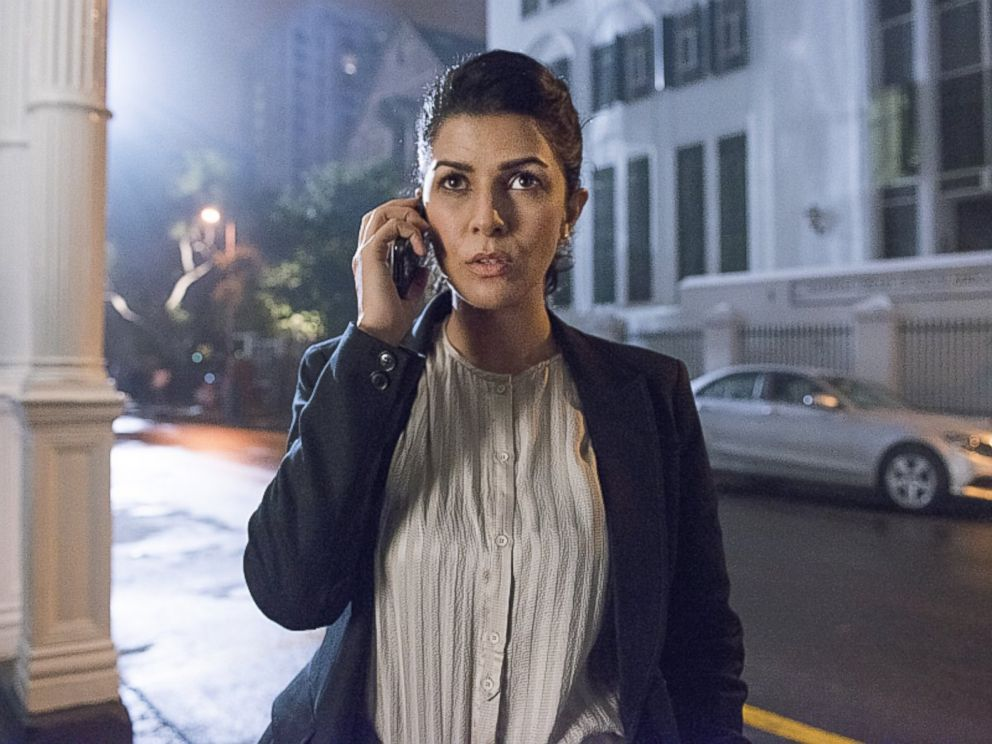 PHOTO: Nimrat Kaur as ISI agent Tasneem in Homeland, Season 4, Episode 5.