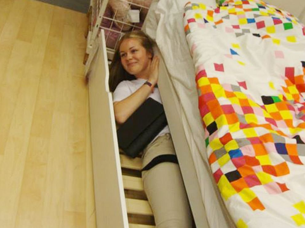 PHOTO: In 2014, a Belgian blogger organized a game of hide-and-seek at the IKEA in Wilrijk with the cooperation of the furniture retailer.