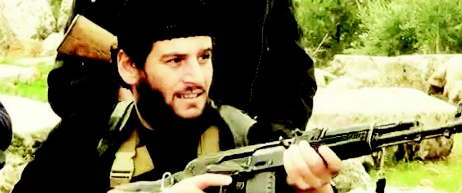PHOTO: ISIS fighter identified in a July 2014 ISIS online magazine as Abu Muhammad Al-Andani.