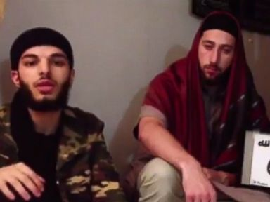 Video Shows Teens' ISIS Pledge Before Church Attack