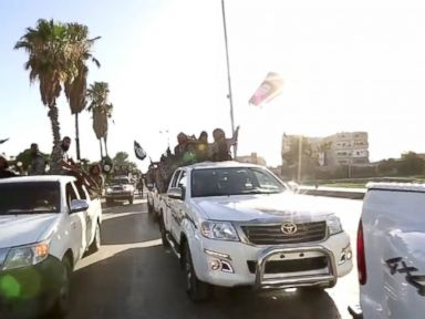 US Officials Ask How ISIS Got So Many Toyota Trucks