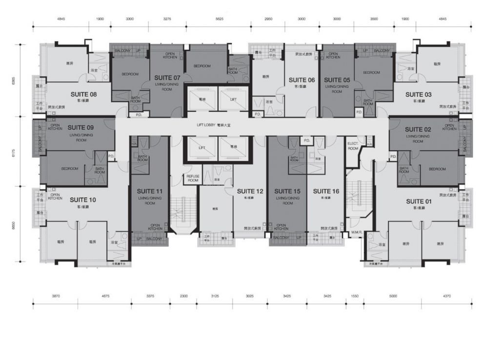 New 30+ Apartment Building Floor Plans Decorating Design Of ...