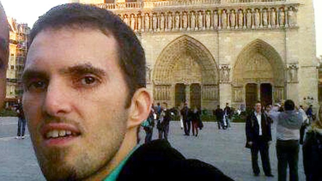 PHOTO: Ludovic Mohammed Zahed, a gay Muslim, plans to open Europe's first gay-friendly mosque in Paris.
