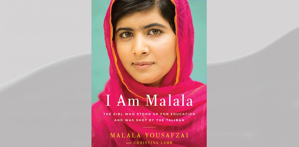 "PHOTO: Malala Yousafzais book, ""I Am Malala"" will be in bookstores on October 8, 2013."