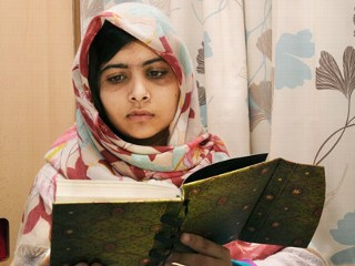 Pakistani Teen Malala to Author Book