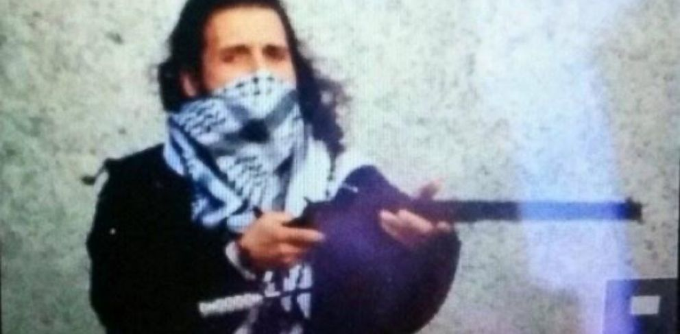 PHOTO: A law enforcement official confirms to ABC News that this is a photo of Michael Zehaf-Bibeau.