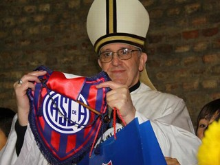 Pope Francis the Soccer Fan