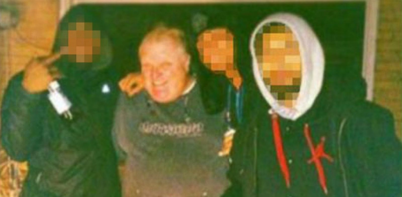PHOTO: This photo of Toronto Mayor Rob Ford was produced by a person who claims to have a video in which Ford appears to be smoking crack cocaine.