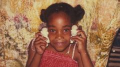 PHOTO: Saifa Wall, shown here as a little girl, was born intersex and underwent gender reassignment surgery as an infant.