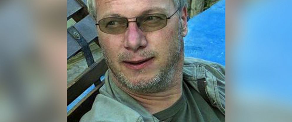 PHOTO: Pictured is Sean Langan in an undated portrait from his website.