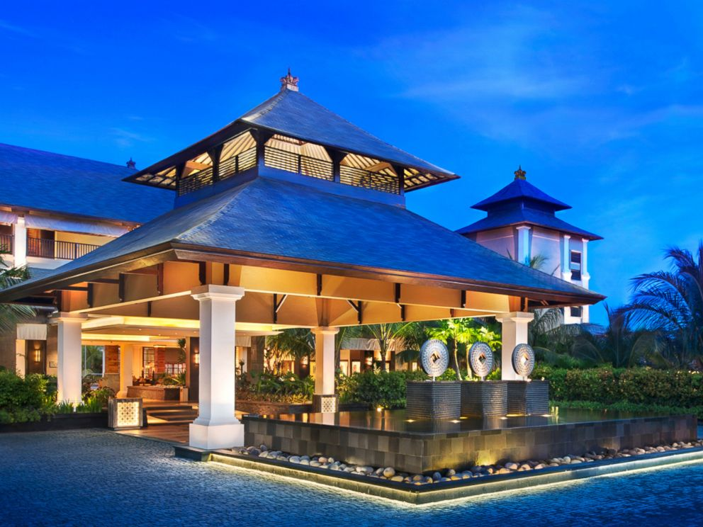 PHOTO: The St. Regis hotel in Bali is seen in this undated photo on their website.