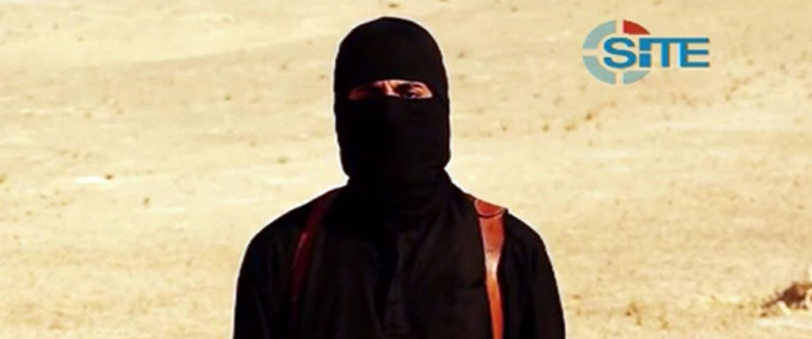 PHOTO: The ISIS executioner widely known as 'Jihadi John' has now been identified by the BBC as a British man named Mohammed Emwazi, seen here in one of the execution videos released by ISIS.