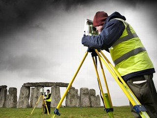 Stonehenge Yields New Secrets in 3-D Scan
