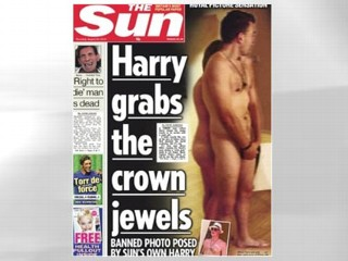 Nude Harry Pics: Brit Media Shy Away