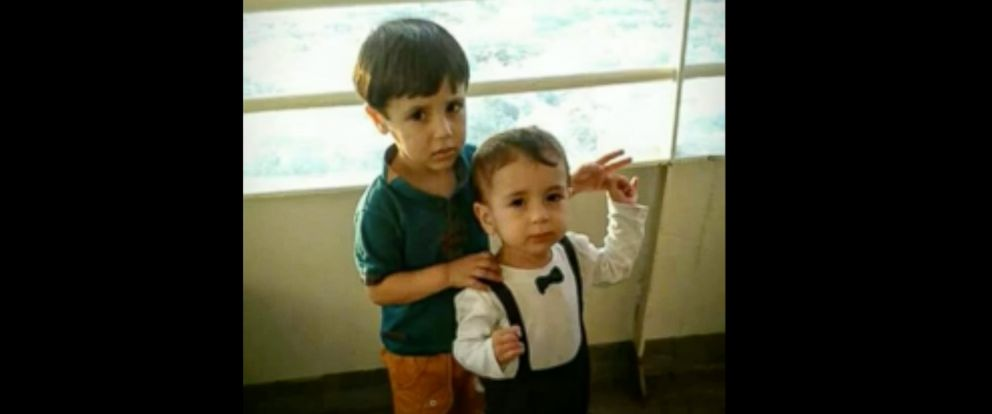 PHOTO: Abdullah Kurdi's two sons drowned while their family was on a boat headed for Europe in early September, 2015.