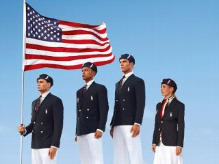 Olympic Uniforms Made in America Starting in 2014