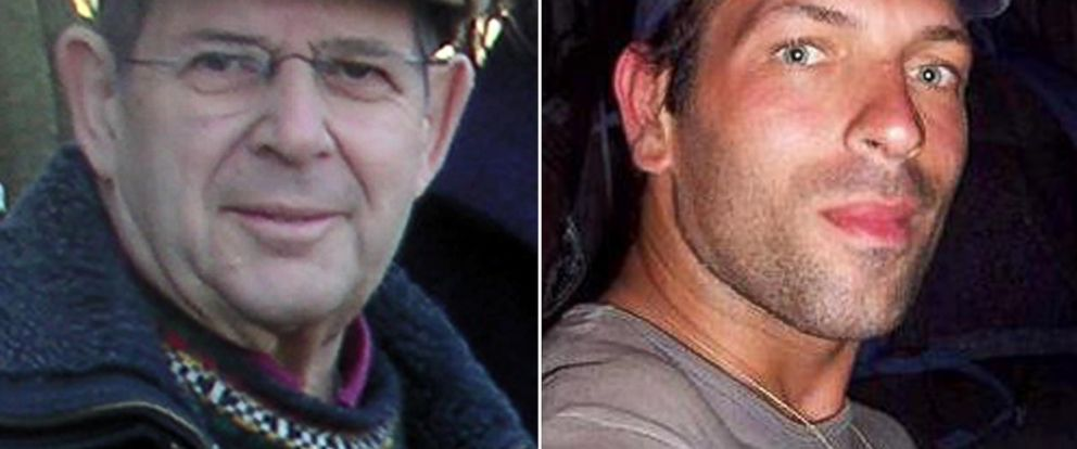 PHOTO: The White House named Dr. Warren Weinstein (L), an American held by the terror group since 2011, and Giovanni Lo Porto (R), an Italian national who had been an al Qaeda hostage since 2012, as the victims of a January counterterrorism operation.