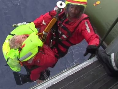 How a Family Survived 33-Foot Waves While Stuck at Sea