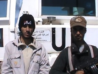 UN Peacekeepers Held by Syrian Rebels