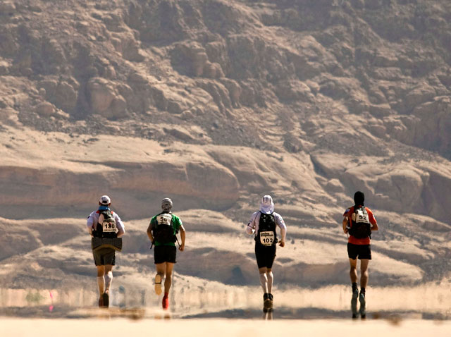 ht zandy ultra marathon jordan runners zm thg 130318 wblog Racing the Planet with Zandy Mangold
