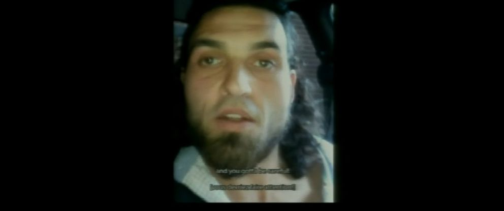 PHOTO: Ottawa shooter Michael Zehaf-Bibeau recorded a video shortly before his October 2014 attack, according to the RCMP.