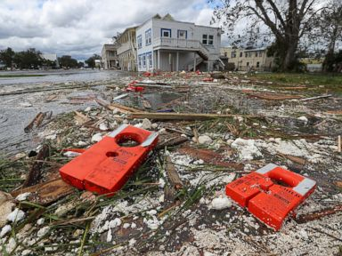 Irma continues to wreak destruction as it moves north