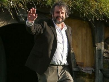 Peter Jackson's Jet Involved in Flight 370 Search