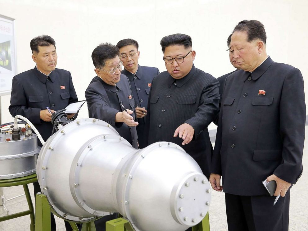 North Korea Celebrate Hydrogen Bomb