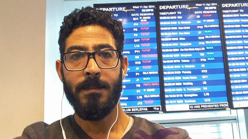 Syrian refugee stuck in Malaysia airport for nearly 50 days