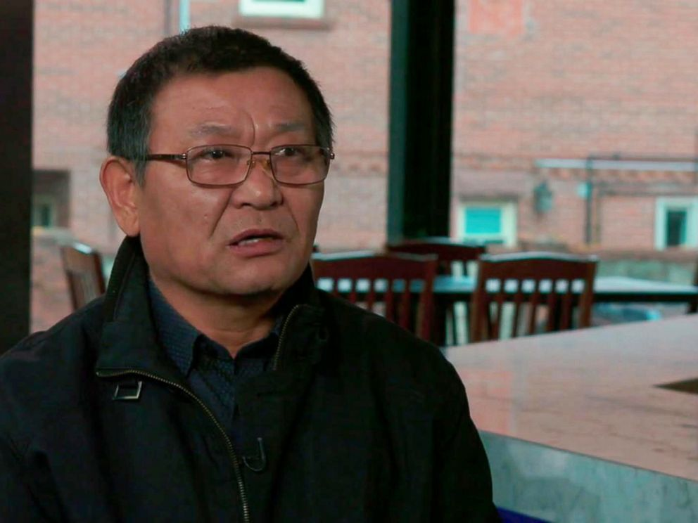 PHOTO: Lee Young-guk, an ex-bodyguard for North Korea's former dictator Kim Jong Il, sat down with ABC News 20/20 to talk about the country's current leader, Kim Jong Un.