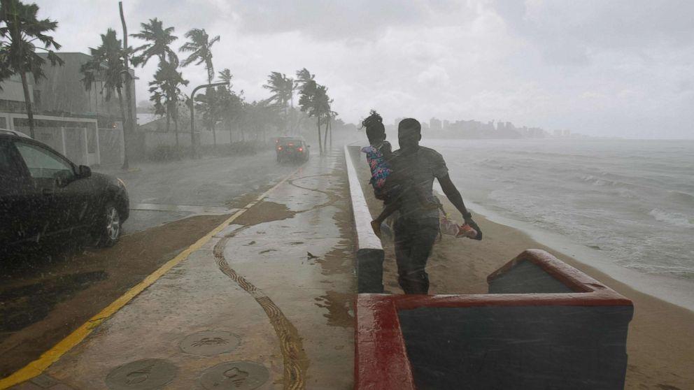 abcnews.go.com - Hurricane Maria makes landfall in Puerto Rico as Category 4 storm