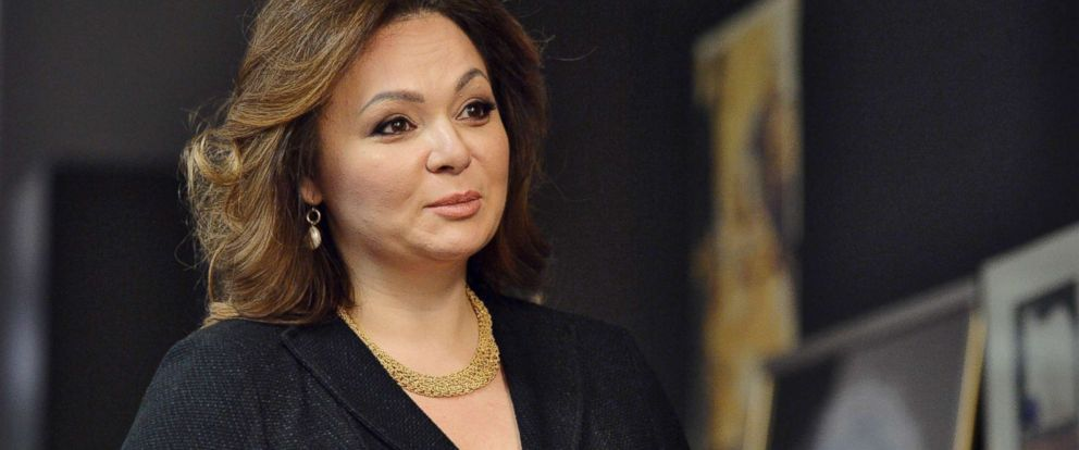 Image result for Natalia Veselnitskaya