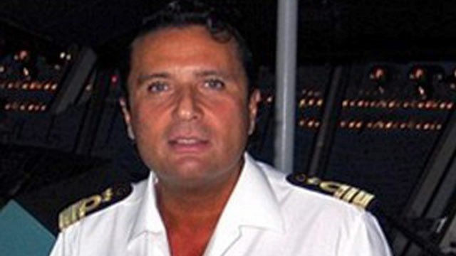 PHOTO: Francesco Schettino the captain of the luxury cruiser Costa Concordia, which ran aground off Italy's Tuscan coast, is seen in this undated file photo.