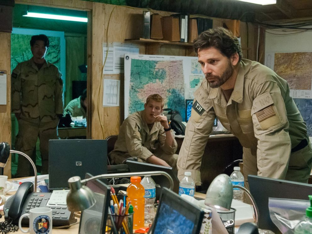 PHOTO: Eric Bana plays Erik Kristensen in Lone Survivor, 2013.