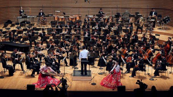 N Korean orchestra to perform at Olympics