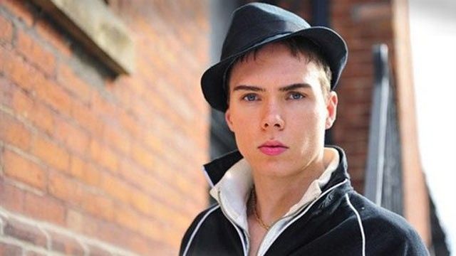 Luka Rocco Magnotta is shown here in this file photo from his website.